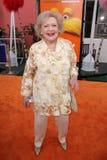 Lorax, Betty White royalty-vrije stock foto's