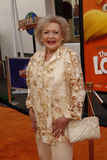 The Lorax, Betty White Stock Image