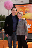 The Lorax, Ed Helms Royalty Free Stock Photography