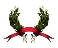 Lorbeer Wreath Stockbilder