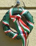Lorbeer Wreath Stockbild