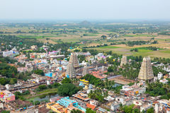Lord Bhakthavatsaleswarar Temple, India Royalty Free Stock Photo