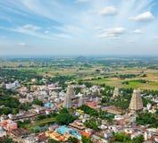 Lord Bhakthavatsaleswarar Temple. Thirukalukundram (Thirukkazhu Stock Photography