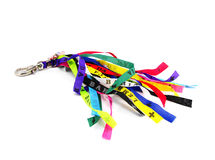Lord of bonfim keychain Stock Photography
