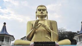 Lord Budda Sri Lanka Photographie stock