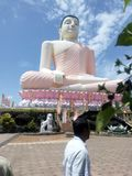 Lord Buddha stockfotografie