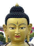 Lord Buddha. A statue of Lord Buddha during celebration of 'Buddha Jayanti' in Nepal Royalty Free Stock Photography