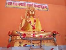 Lord Buddha Lizenzfreies Stockfoto