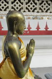Lord Buddha an Bangkok-Tempel Stockfotos
