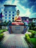 Lord Buddha royalty free stock photo