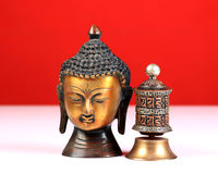 Lord buddha Stock Images