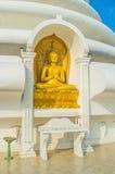 Lord Buddha d'istruzione Fotografia Stock