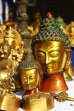 Lord Buddha in dilli haat Lizenzfreie Stockfotografie