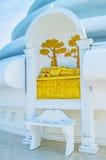 Lord Buddha em Parinirvana Imagens de Stock