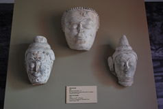Lord Buddha Head Royalty Free Stock Photography