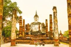 Lord Buddha på den gamla staden royaltyfri fotografi