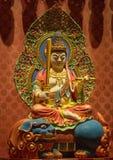 Lord Buddha in tempio della reliquia del dente, Singapore Fotografia Stock Libera da Diritti