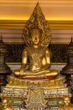 Lord Buddha at Wat-Sraket Royalty Free Stock Photo