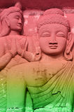 Lord Buddhas statue Royalty Free Stock Photography