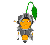 Lord Carrot Image libre de droits