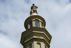 Lord Cobham Pillar, England Stock Photo