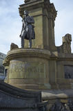 Lord Cochrane Monument Stock Photography