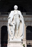 Lord Curzon, Victoria Memorial in Kolkata Royalty Free Stock Photography