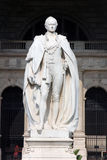 Lord Curzon, Victoria Memorial in Kolkata Royalty Free Stock Photo
