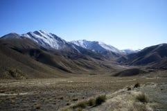 Lord des Ringtales in Neuseeland Stockbild