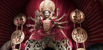 Lord Durga Mata ji stock foto's