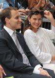 Lord Frederick Windsor & Sophie Winkleman Stock Images