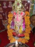 Lord Ganesh stock afbeelding