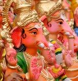 Lord Ganesh Royaltyfria Foton