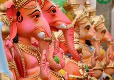 Lord Ganesh Fotografering för Bildbyråer