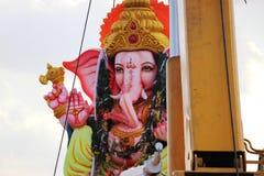 Lord Ganesh Arkivfoto