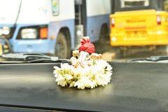 Lord Ganesh Idol lizenzfreies stockfoto