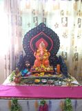 Lord Ganesh Stock Photography