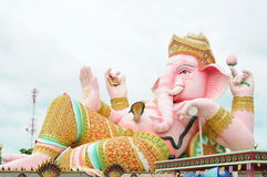 Lord of Ganesh Royalty Free Stock Photography