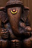 Lord ganesh. Sheoganj, india - August 27 2018, indian Hindu Deities with Ganesh Sculptures Architectural detail Royalty Free Stock Photos