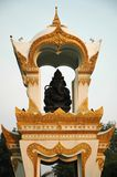 Lord Ganesh Statue in Shrine Royalty Free Stock Photos