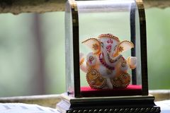 Lord Ganesha royalty-vrije stock foto