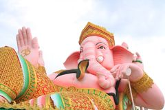 Lord of Ganesha Stock Images