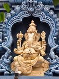 Lord Ganesha. An Idol of Hindi God Ganesha Royalty Free Stock Images