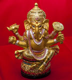 Lord Ganesha Fotografia Stock