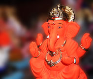 Lord Ganesha Fotografía de archivo