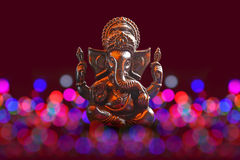 Lord Ganesha royalty-vrije stock foto's