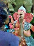 Lord Ganesha Foto de archivo libre de regalías