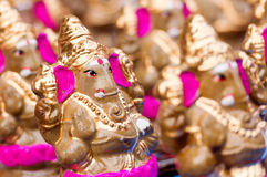 Lord Ganesha Fotografie Stock
