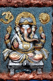 Lord Ganesha clay idol Royalty Free Stock Image