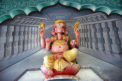 Lord ganesha. Close up of lord ganesha Royalty Free Stock Images
